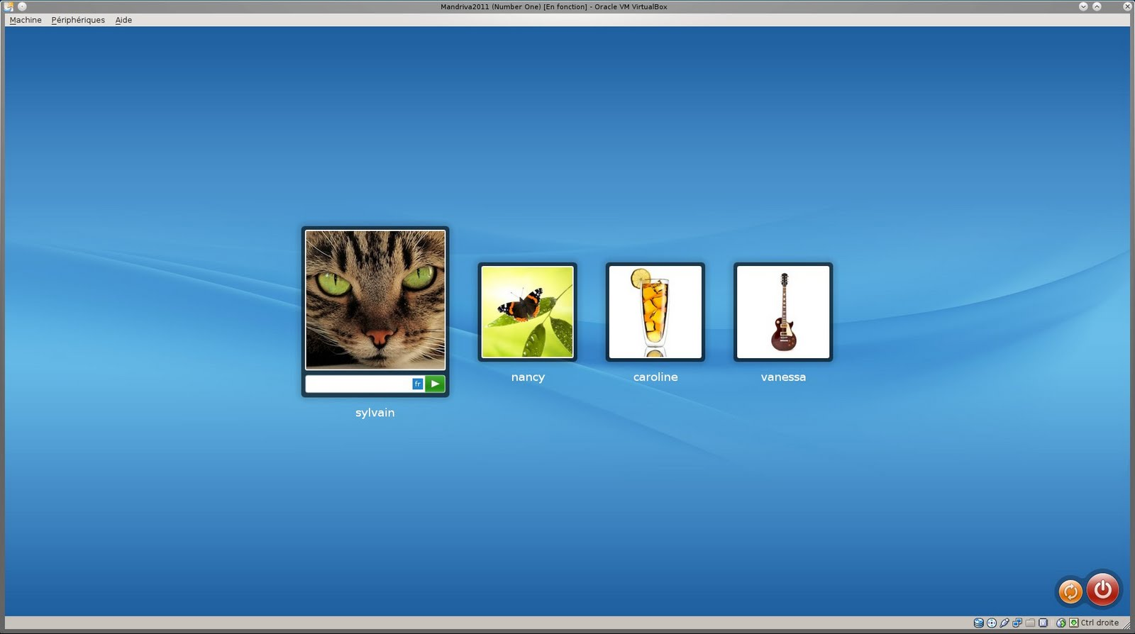 Tutoriel installation mandriva linux for Gestionnaire de fenetre